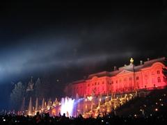 Тур в Санкт-Петербург - Петергоф - Большой дворец