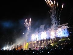 Тур в Санкт-Петербург - Петергоф - праздник фонтанов