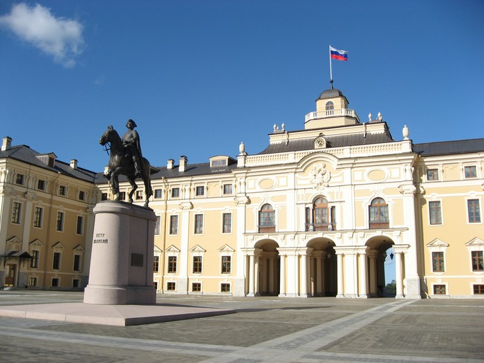 Тур в Санкт-Петербург - Константиновский дворец