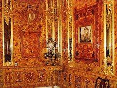 Тур в Петербург - Янтарная комната