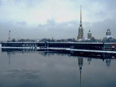 Тур в Санкт-Петербург - Петропавловская крепость