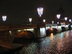 Тур в Петербург - Сампсониевский мост