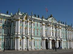 Тур в Санкт-Петербург - Зимний дворец - Эрмитаж