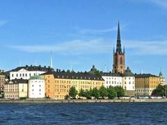 Новогодний круиз - Стокгольм