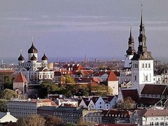 Новогодний круиз - Таллинн