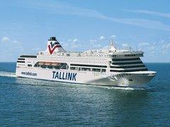Новогодний круиз на пароме Tallink Виктория I